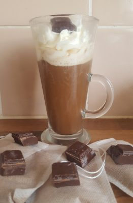 Hempy Hot Chocolate bags x 10