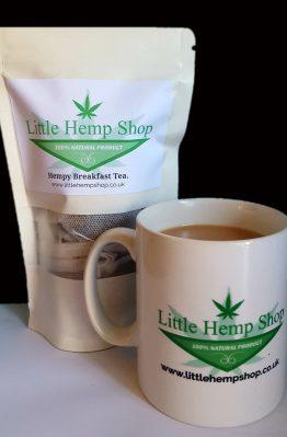 Hempy Breakfast tea teabags x 20