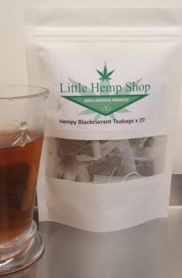 HEMPY BLACKCURRENT TEA