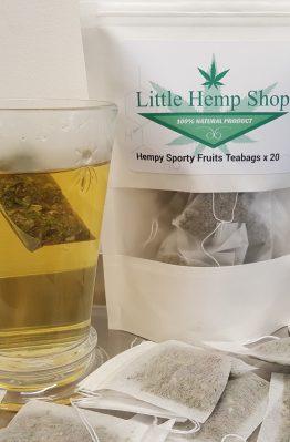 HEMPY SPORTY FRUITS TEA