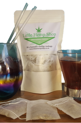 Hempy Summer energy tea bags x 20
