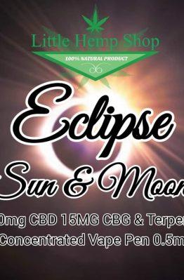 Eclipse Sun & Moon
